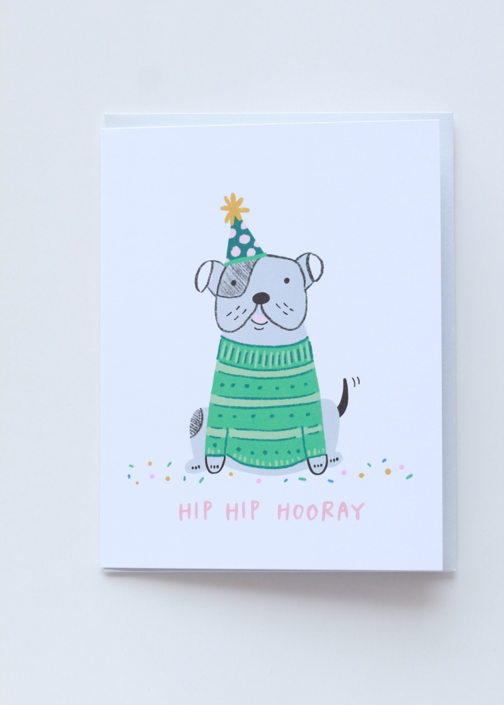 Happy Tines Hip Hip Hooray Birthday Pup