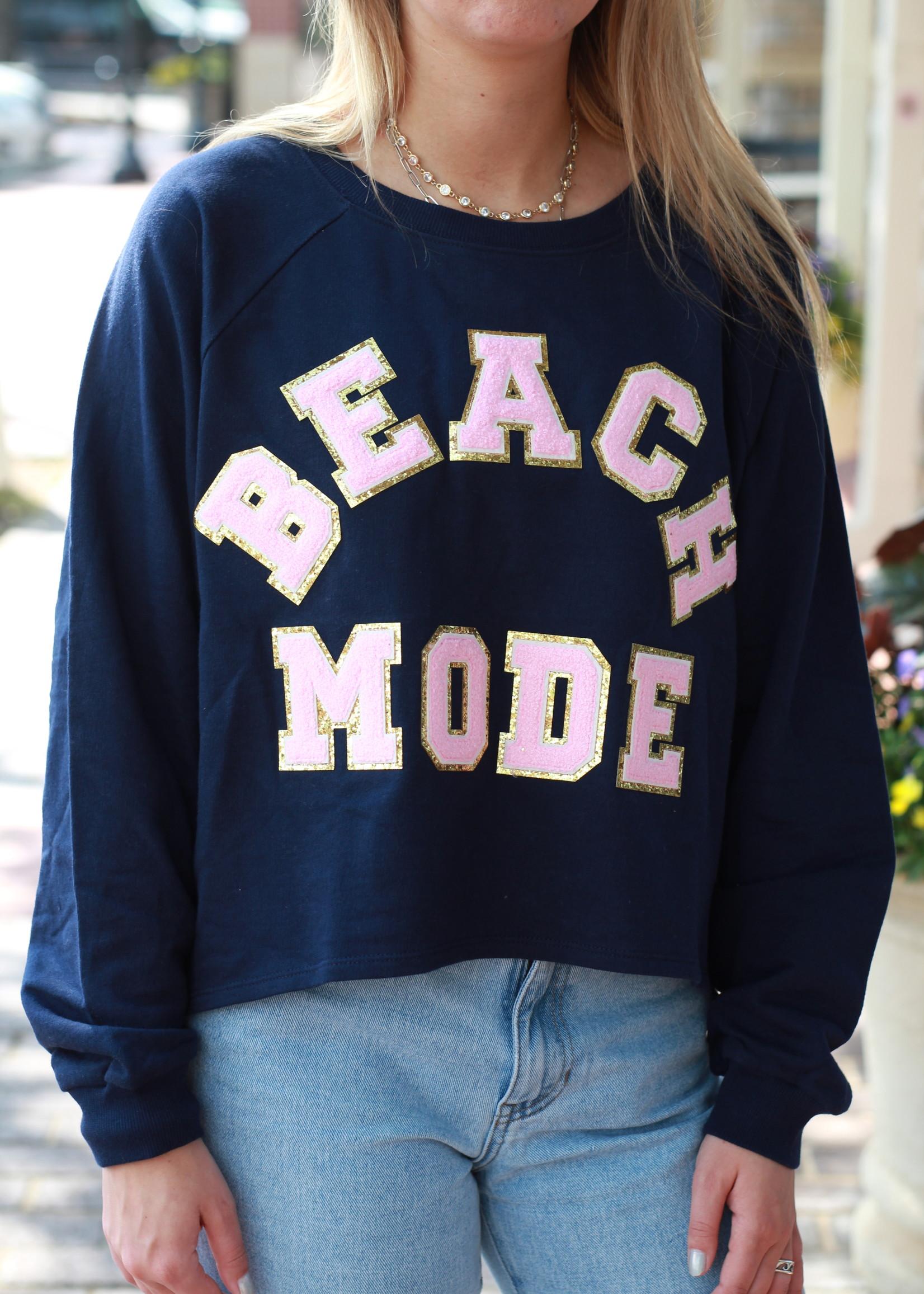 Judith March Beach Mode Pullover