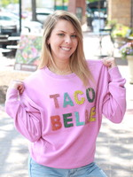 Judith March Taco Belle Pullover
