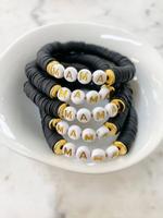 Mod Miss Jewelry Black Mama Bracelet Size 7