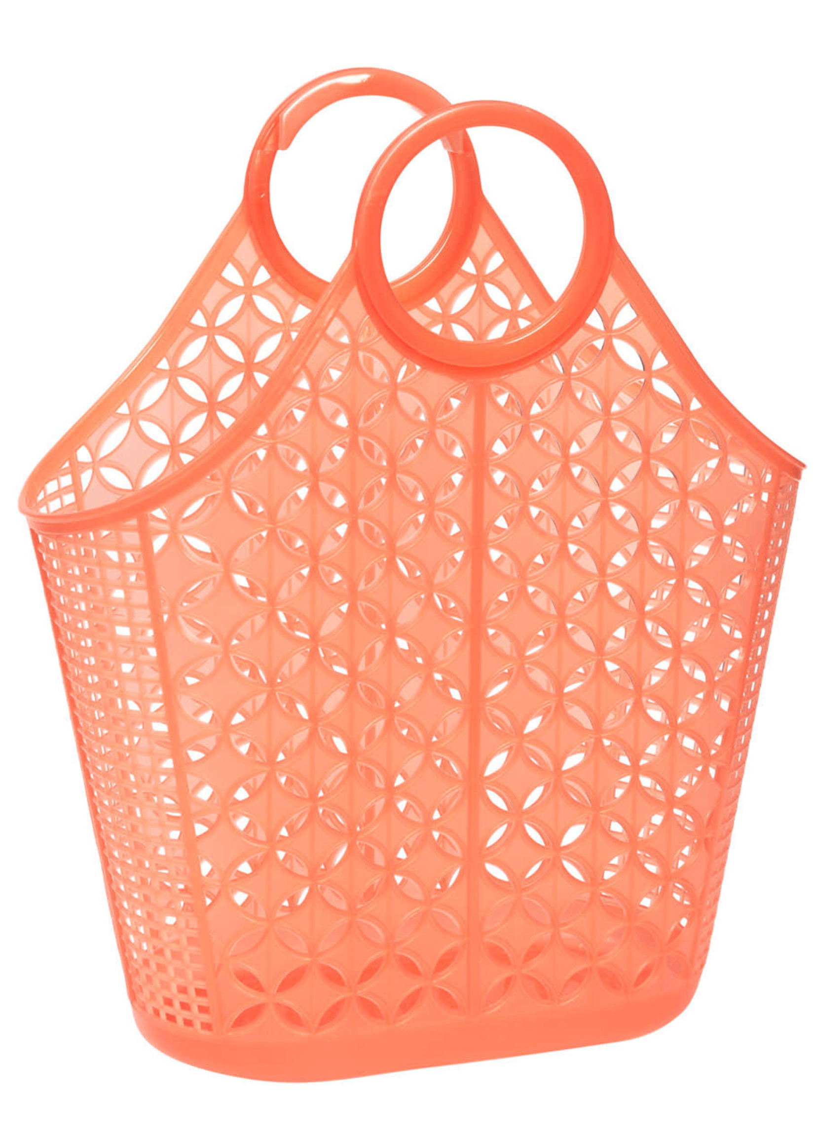 Atomic Tote Neon Orange