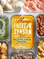 It's Always Freezer Season Recipe Book