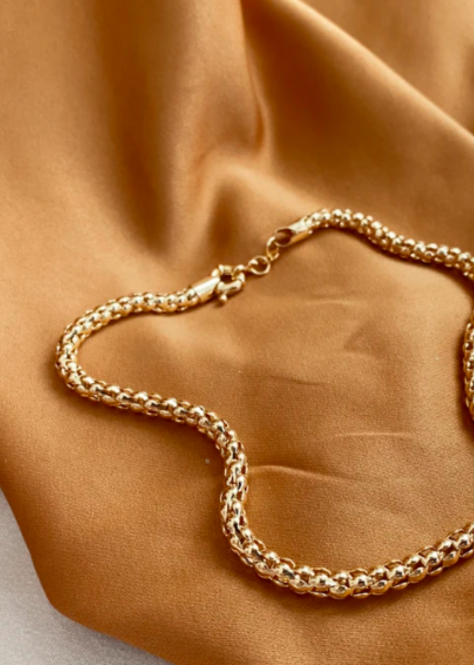 Bofemme Bofemme French Rope Chain Necklace