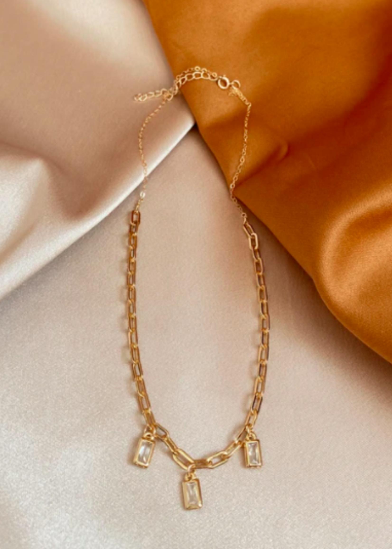 Bofemme Bofemme Shaker Necklace