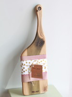 Bark + Brine 24'' Poplar Wood Board