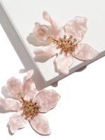 Smith & Co LS SFY Stella Earring- Blush