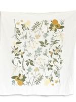 June & December Herbal Tea Towel