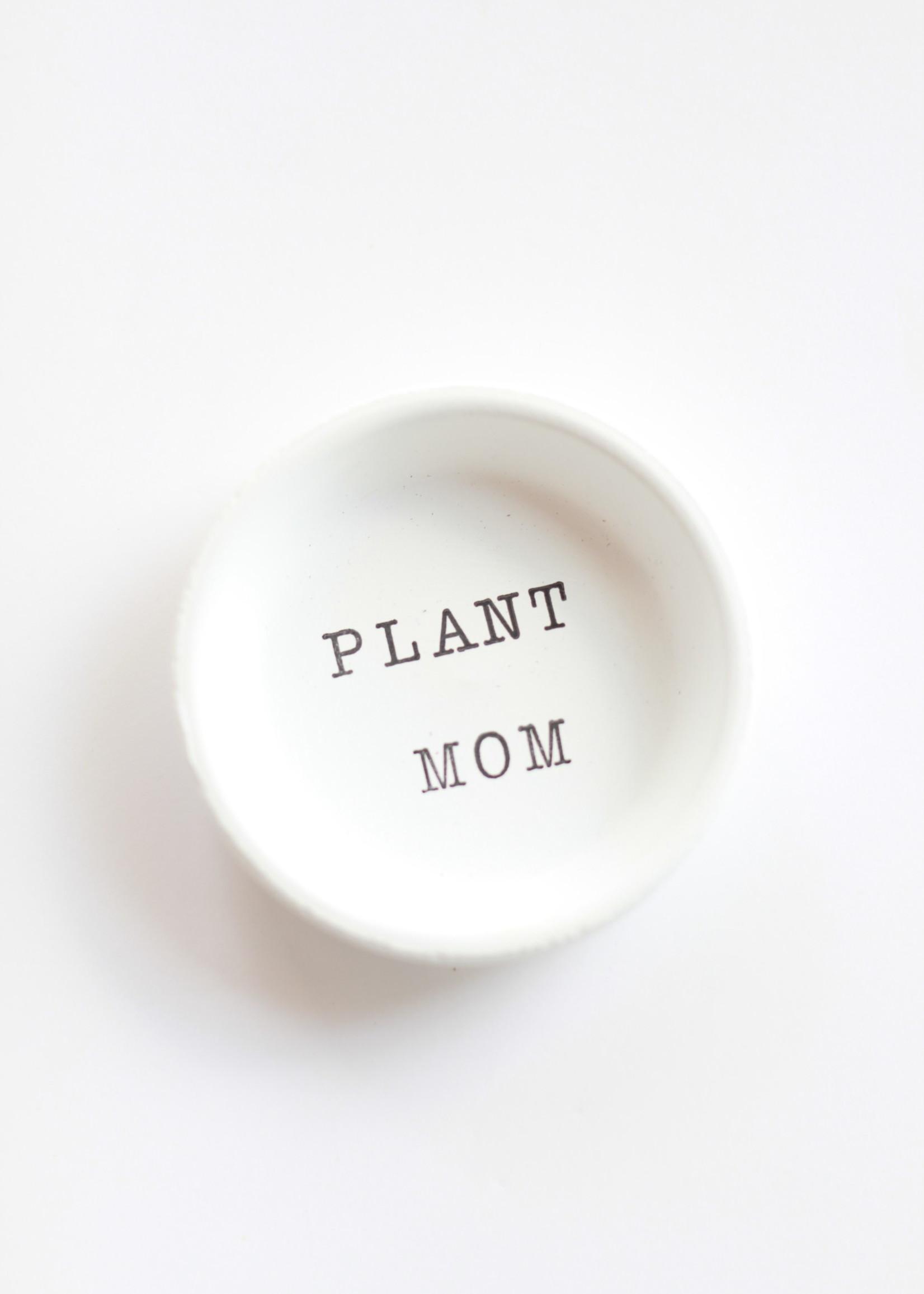 Terracotta Gal Plant Mom Magnet