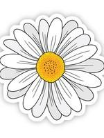 Big Moods Daisy Sticker