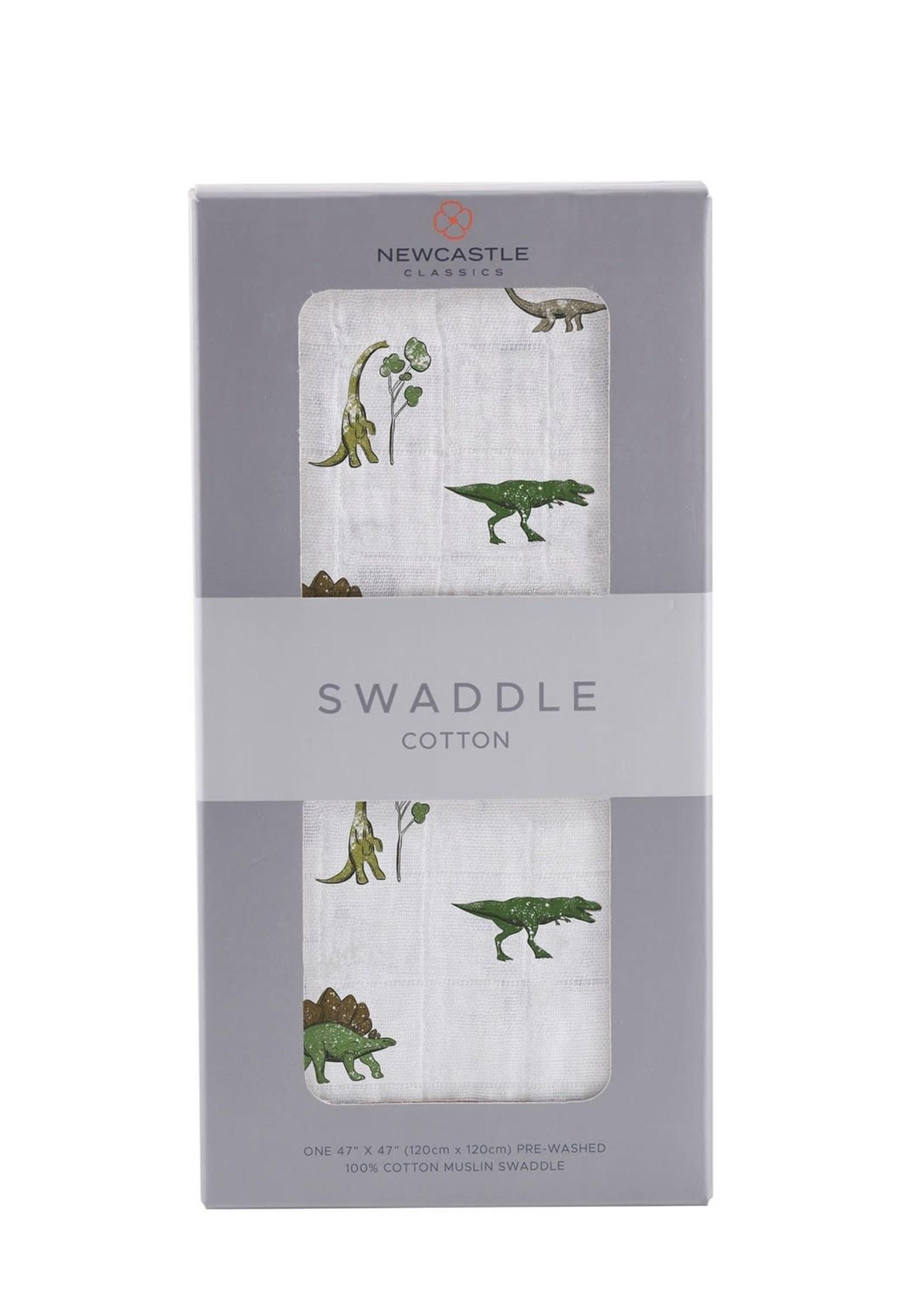 Newcastle Classics Dino Days Swaddle