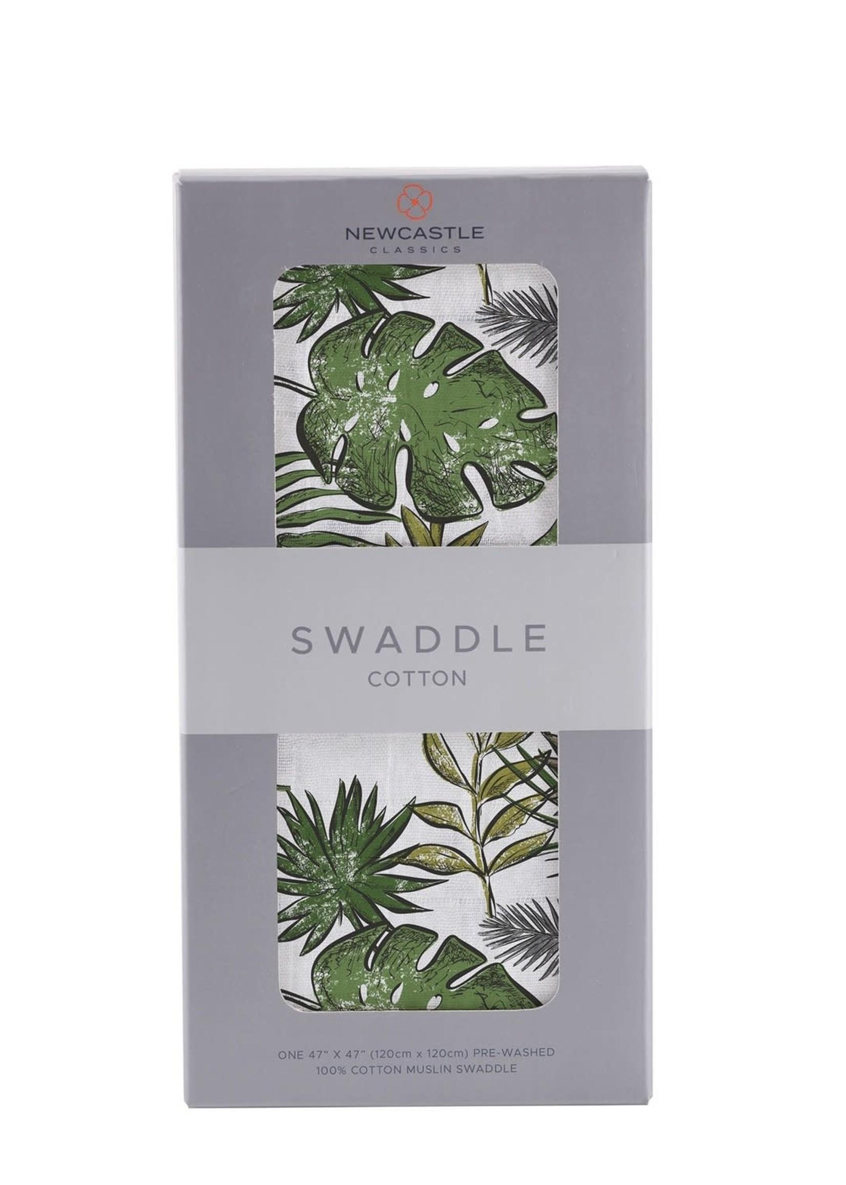 Newcastle Classics Jurassic Forest Swaddle