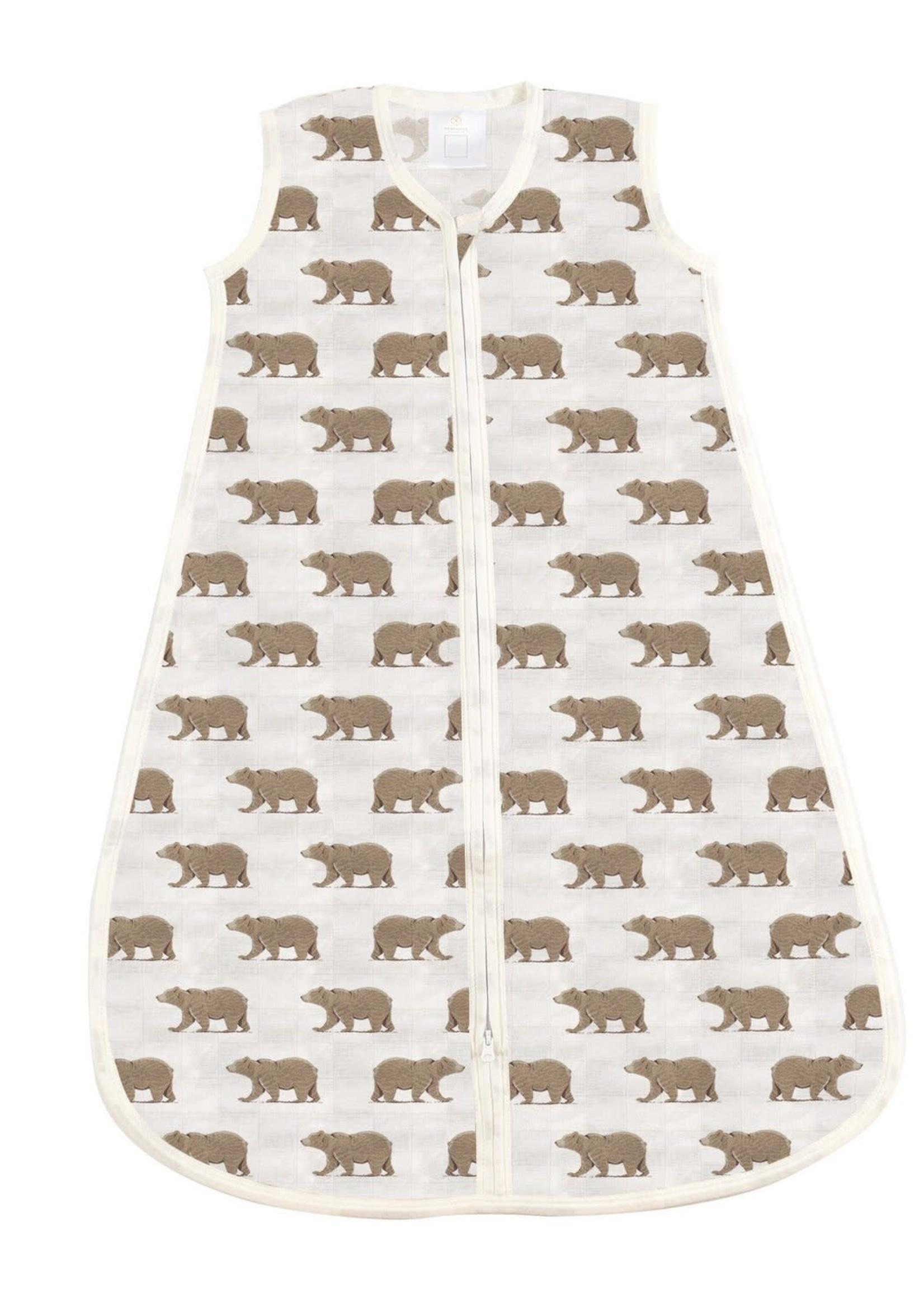 Newcastle Classics Goodnight Bear Bamboo Sleep Sack