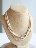 Erin McDermott Sand and Surf Necklace