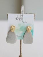 Erin McDermott Quicksilver Earrings