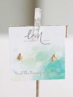 Erin McDermott Mini Stars Stud Earring