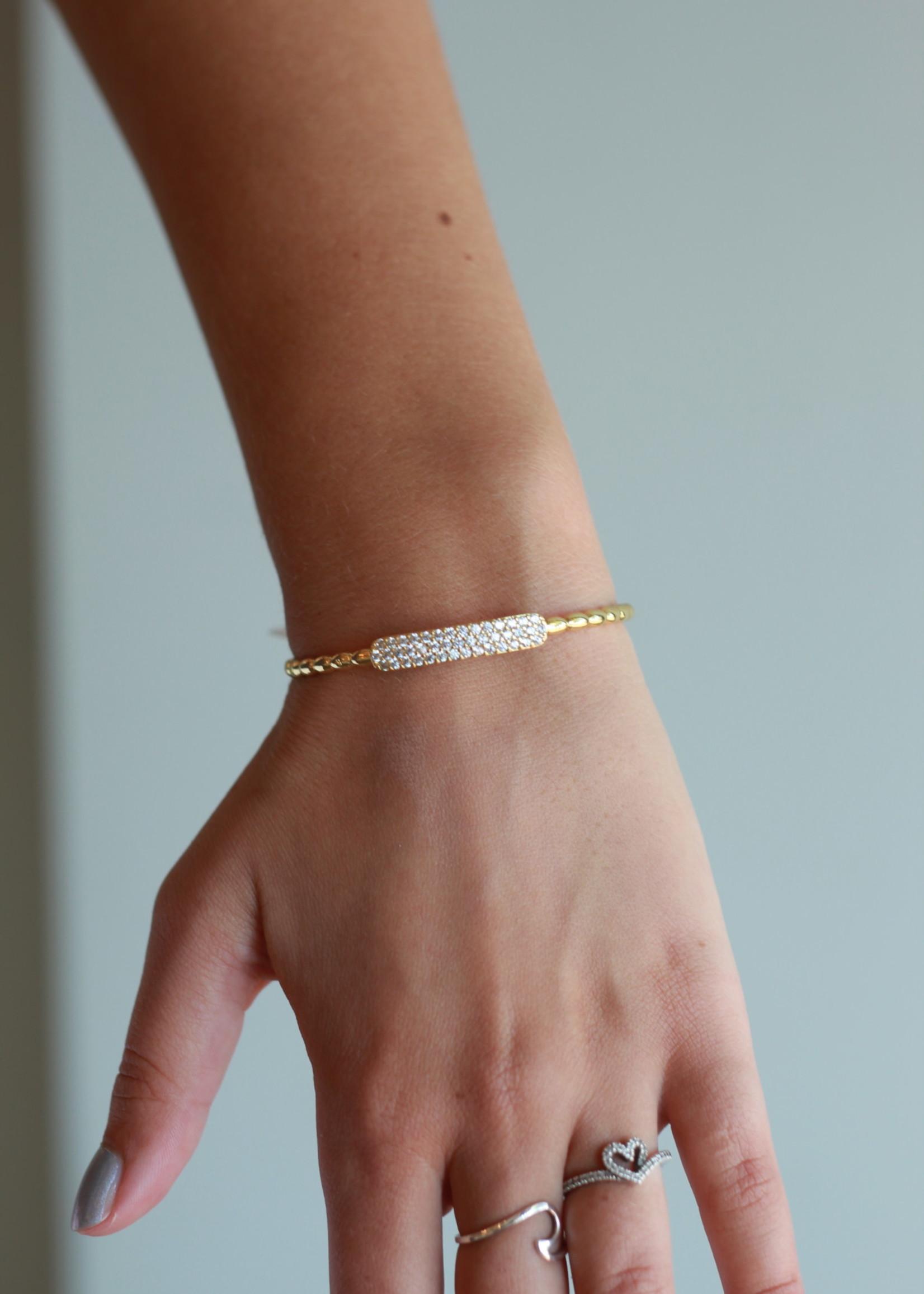 Allison Conway AC Twinkle Cuff Bracelet