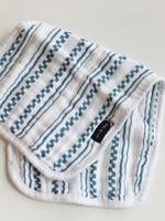 Bebe Au Lait Western Stripe Classic Muslin Burp Cloth