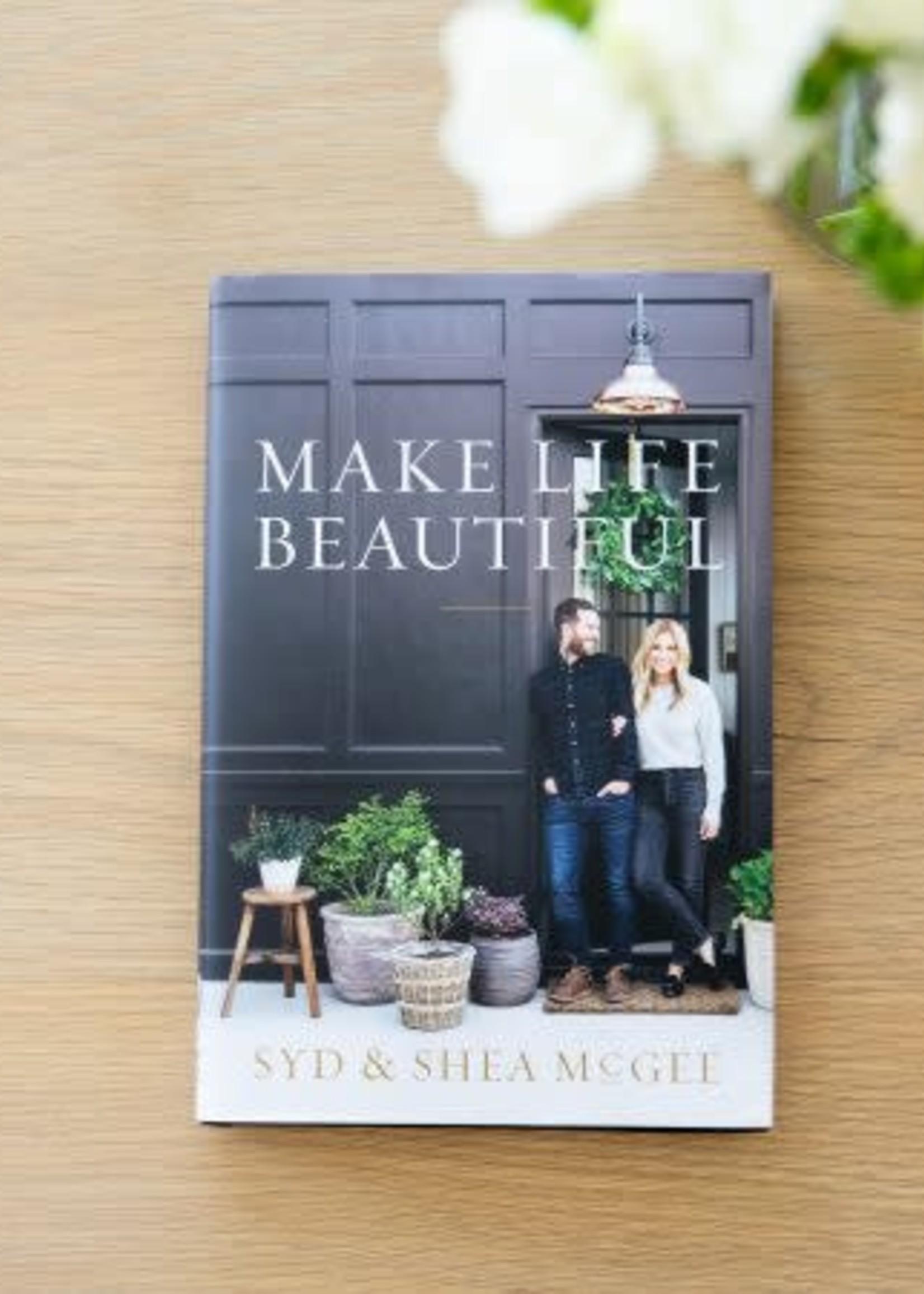 Make Life Beautiful Book