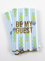 Be My Guest Topiary Napkins