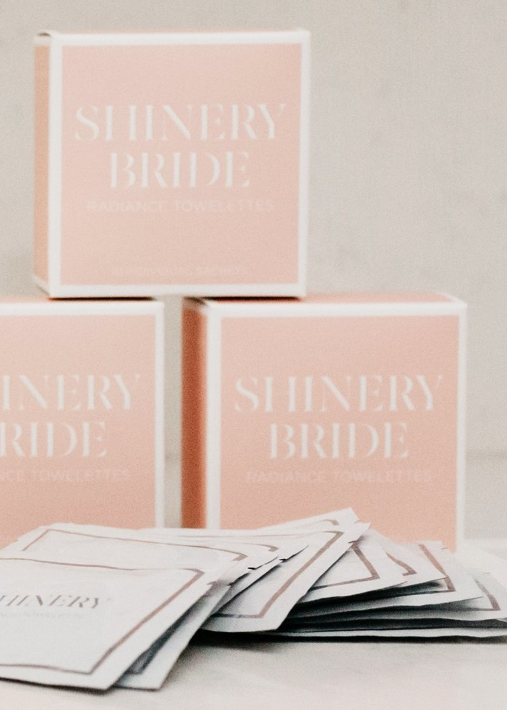 Shinery Bridal Radiance Towelettes