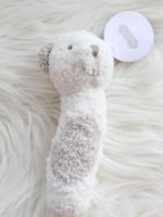 Grey Bear Stick Rattle