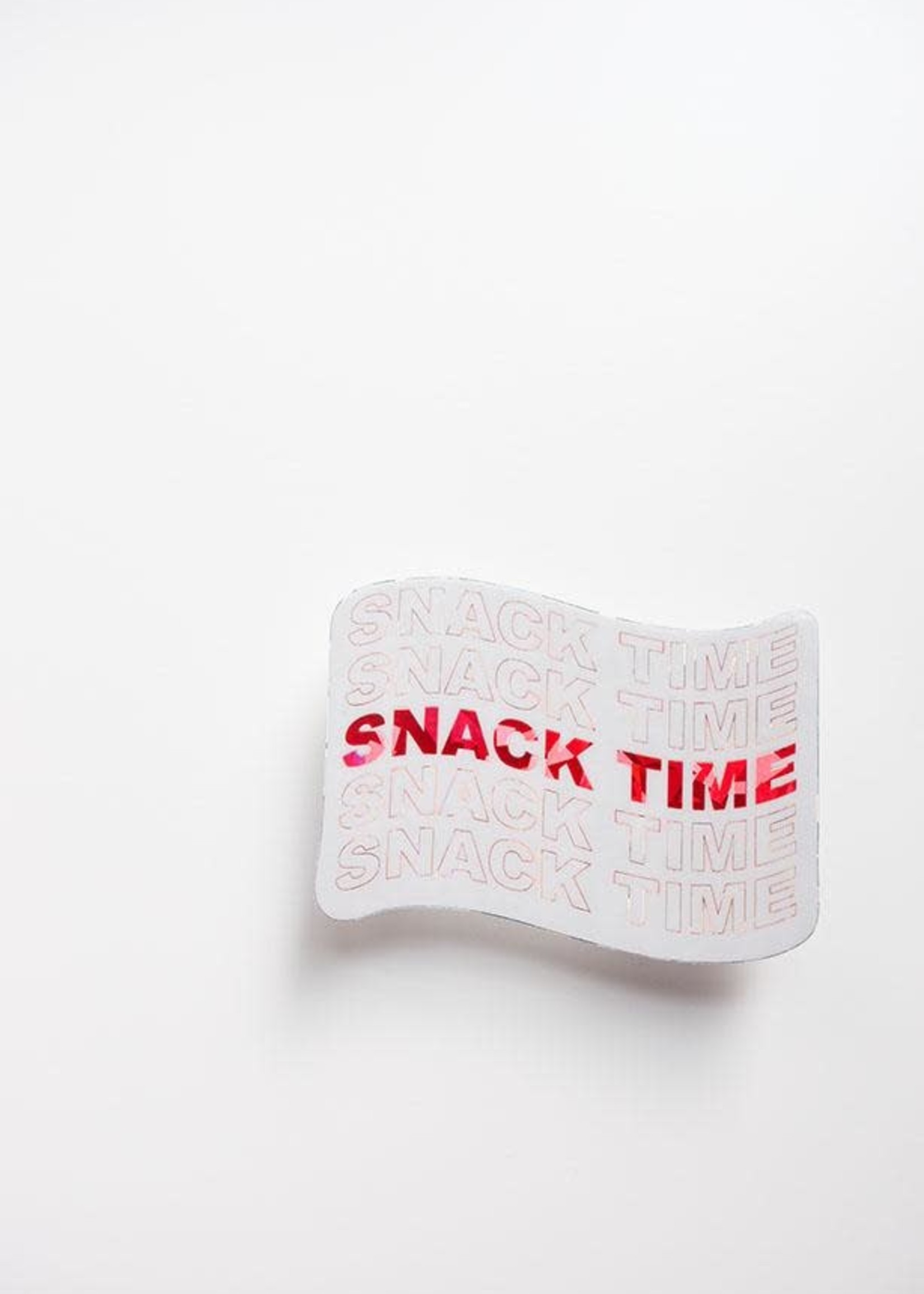 One & Only Paper Snack Time Sparkle Sticker