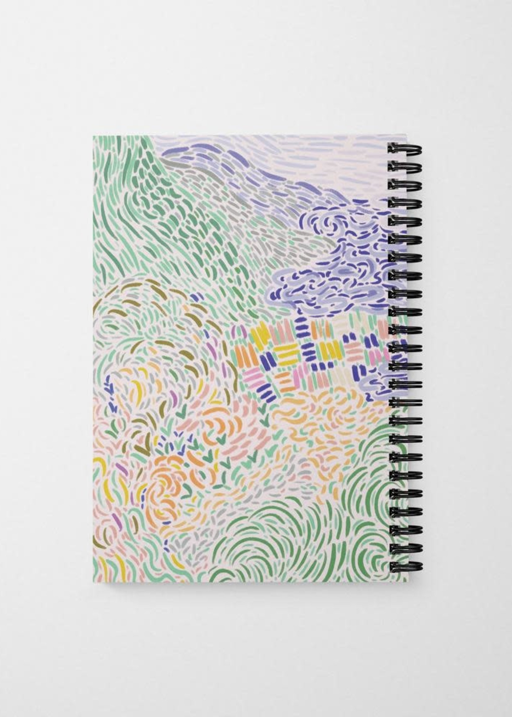 One & Only Paper Terre Wire Bound Notebook