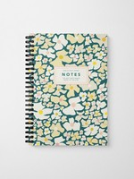 One & Only Paper Groovy Floral Wire Bound Notebook