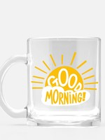 One & Only Paper Good Morning Glass Mug