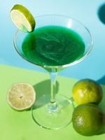 Sugar Mama Shimmer Sugar Mama Drink Shimmers Glow Up Green