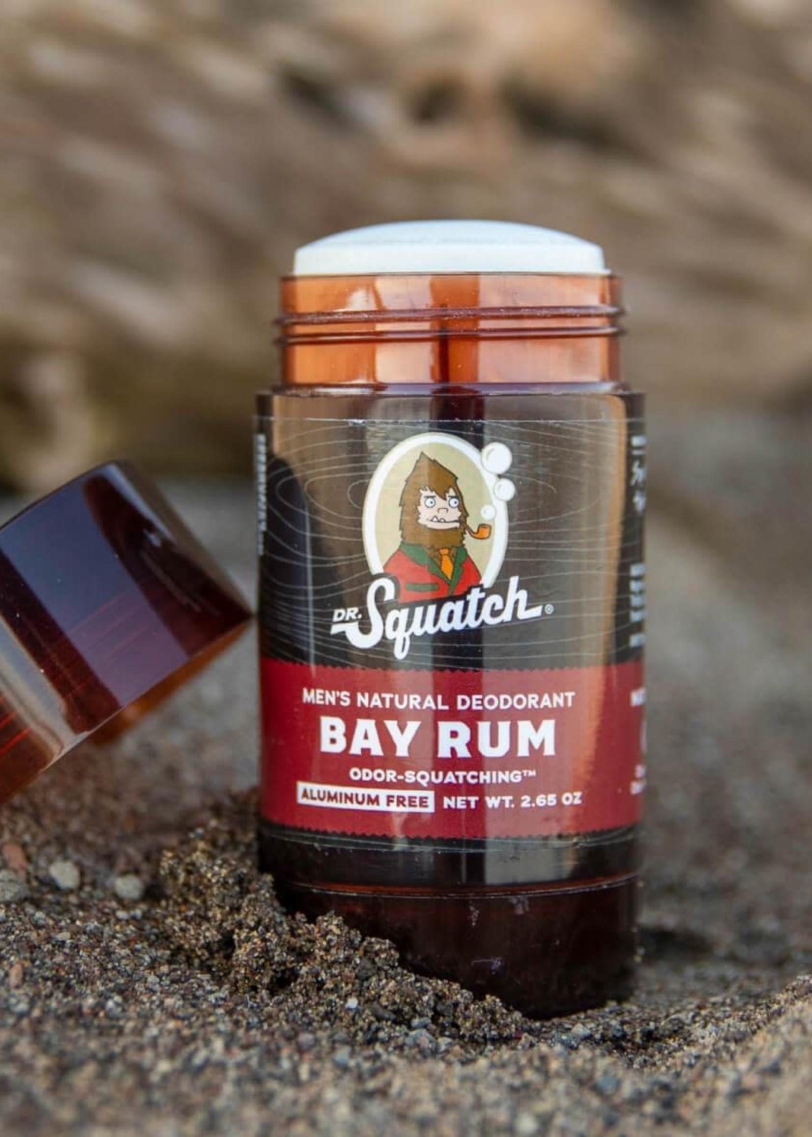 Bay Rum Aluminum Free Deodorant
