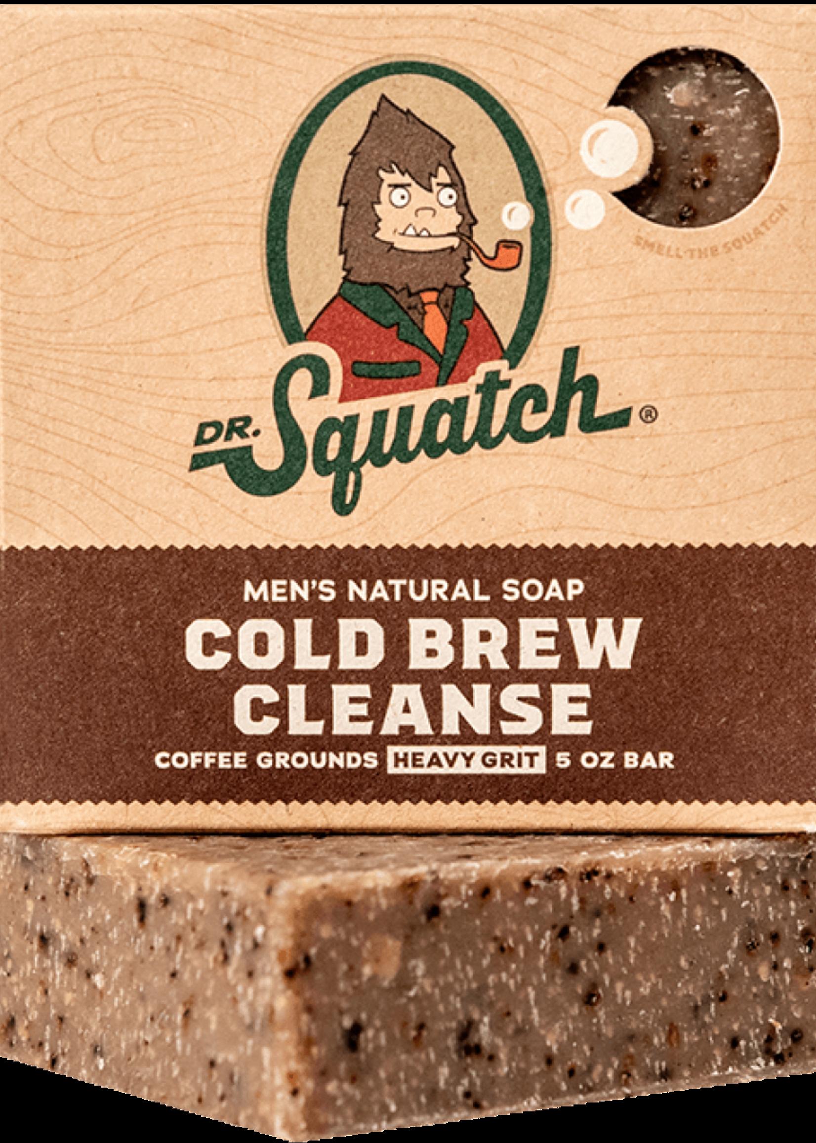 Cold Brew Cleanse Heavy Grit Men's Soap