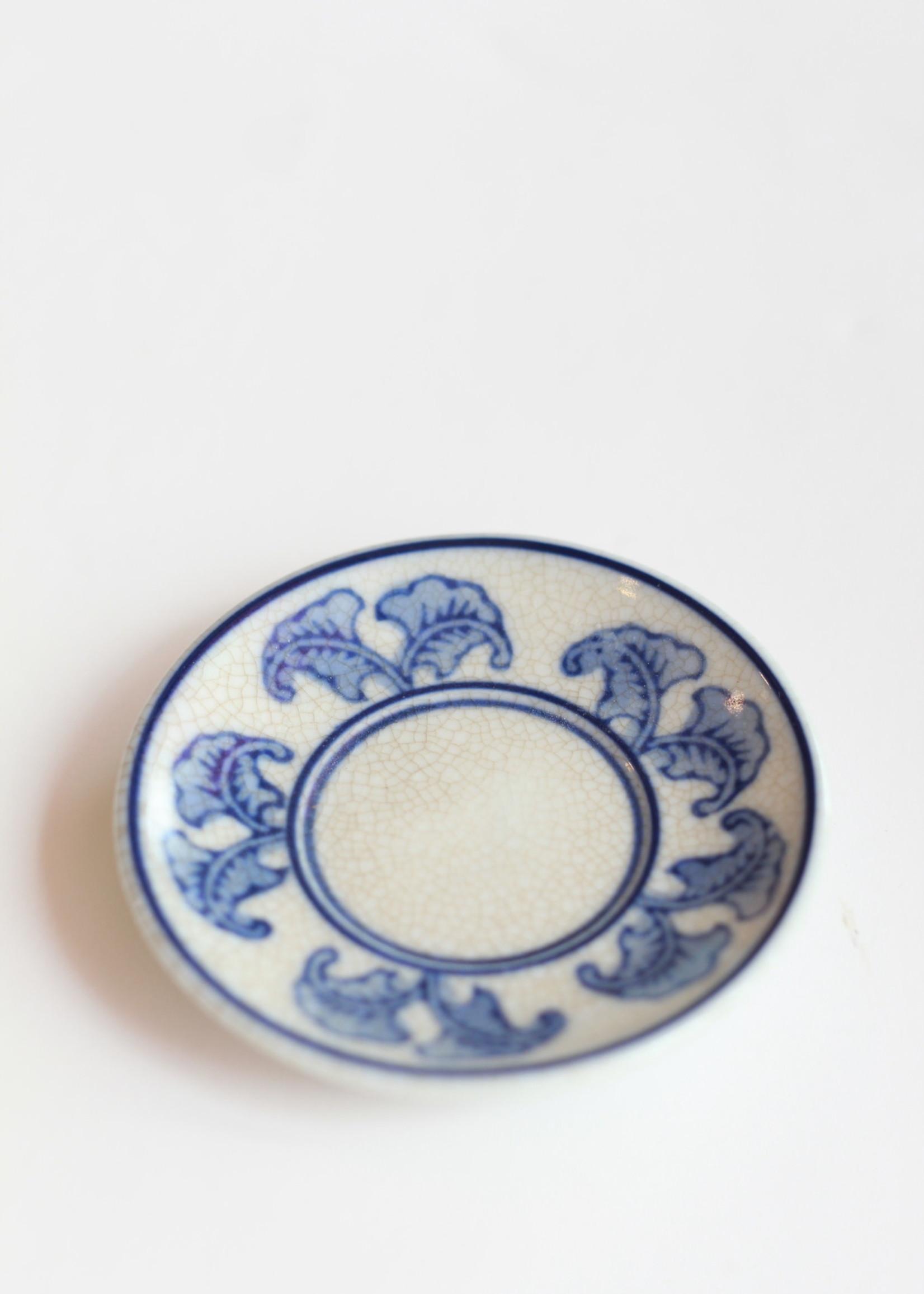 Local Squirrel Originals Stoneware Trinket Dish