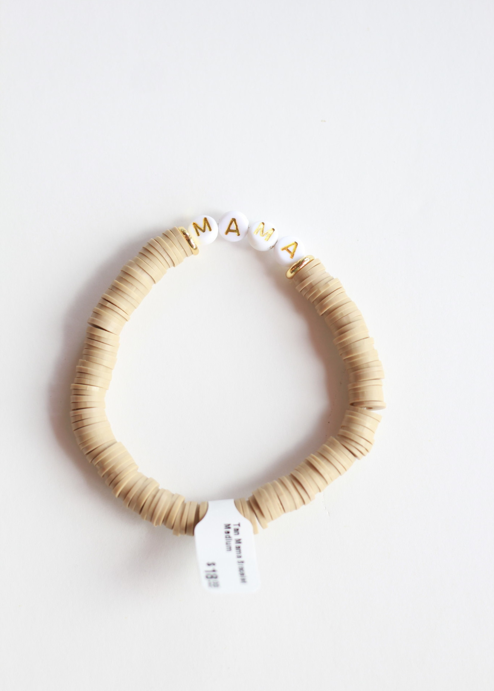 Mod Miss Jewelry Tan Mama Bracelet Medium