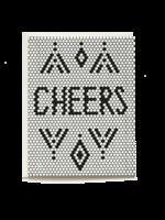 Pen + Pillar Retro Tile Cheers Card