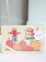 Scarecrow Pumpkin Puzzle