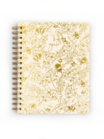 Pen + Pillar Gold Bumblebee Undated Planner