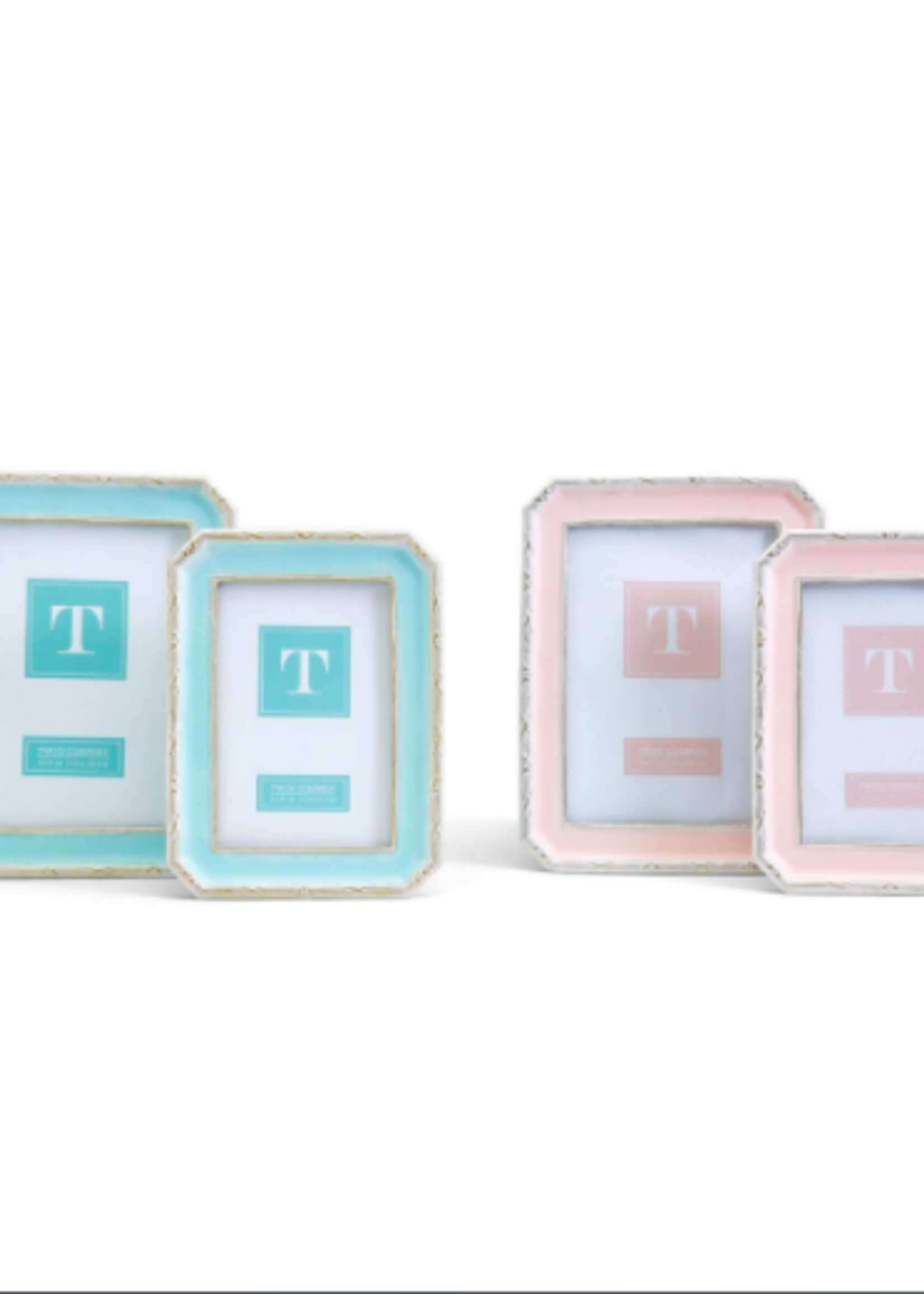 Pink & Blue Frames