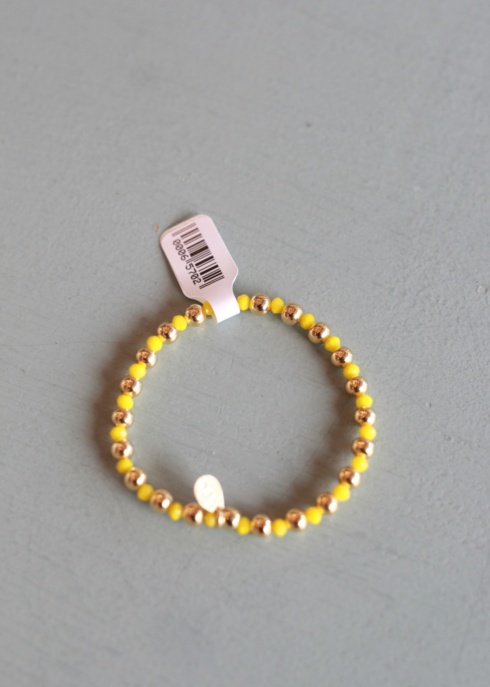 LPL Creations Jinny Bracelet in Yellow and Gold