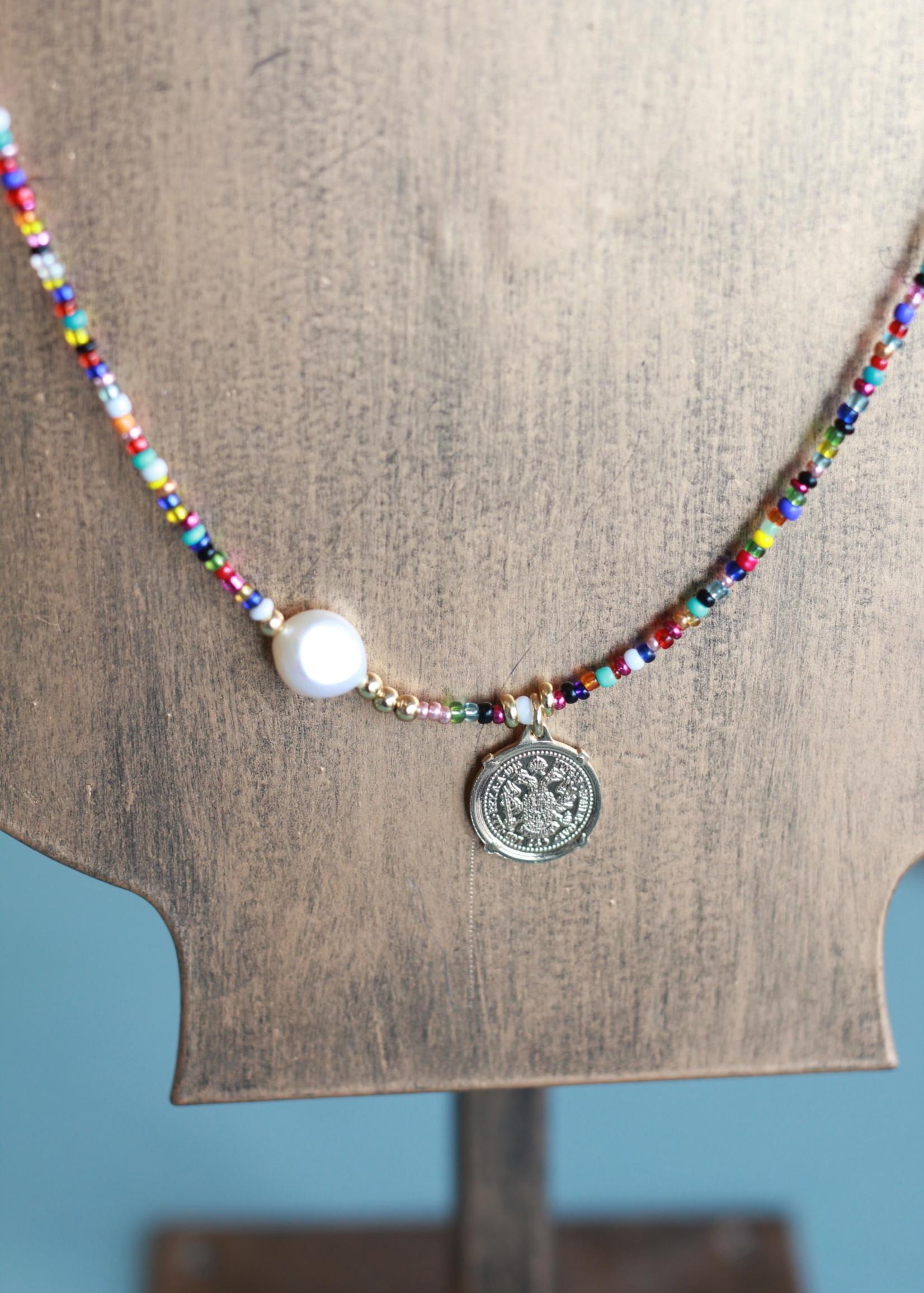 LPL Creations Teri Necklace in Multi