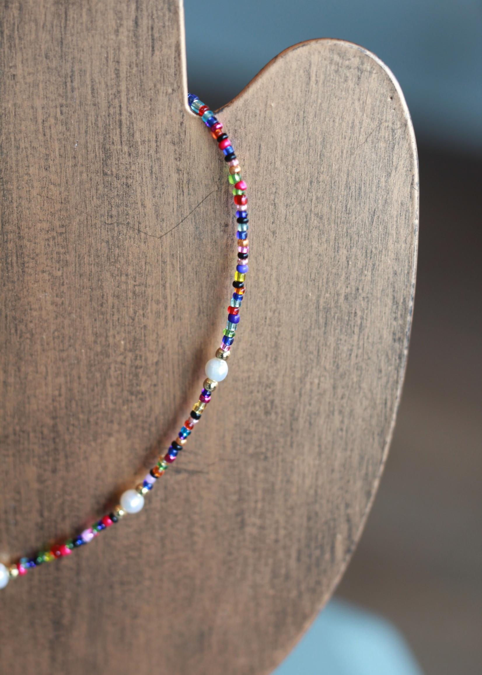LPL Creations Austin Necklace in Multi