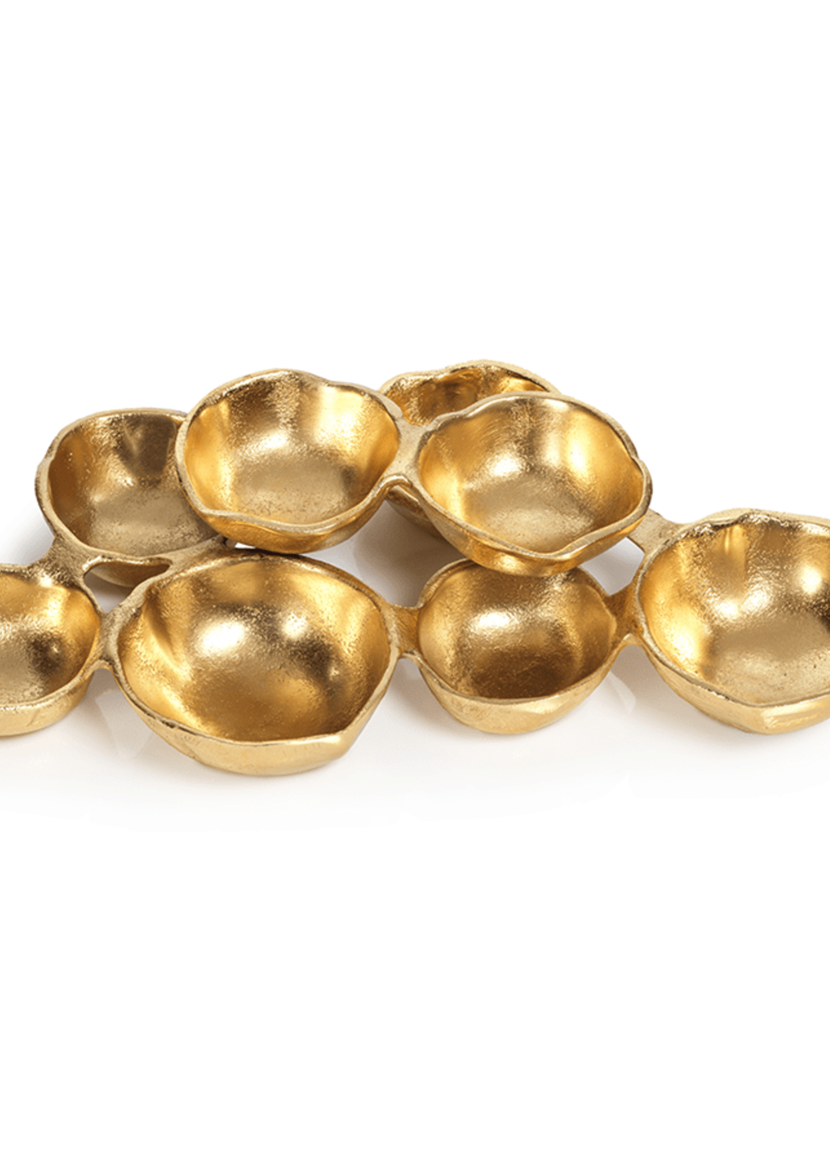 Small Cluster of 8 Serving bowls