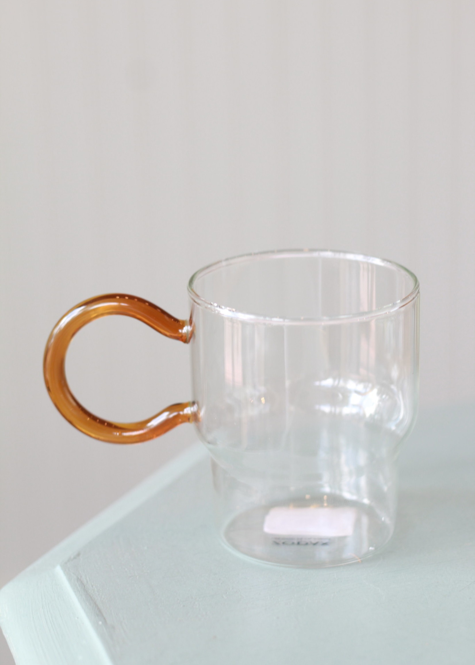 Batistta Tea & Coffee Glass