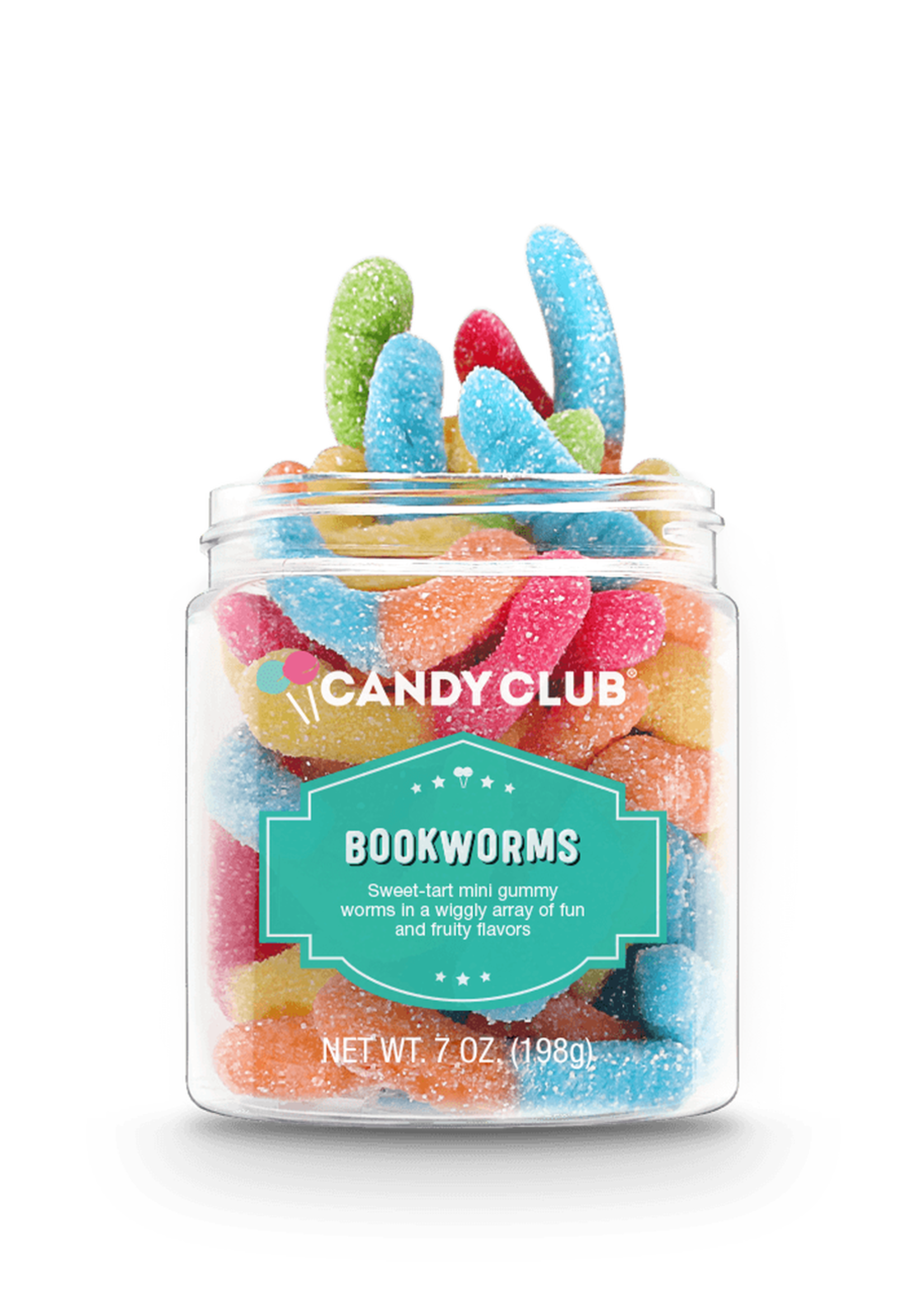 Bookworms Candy