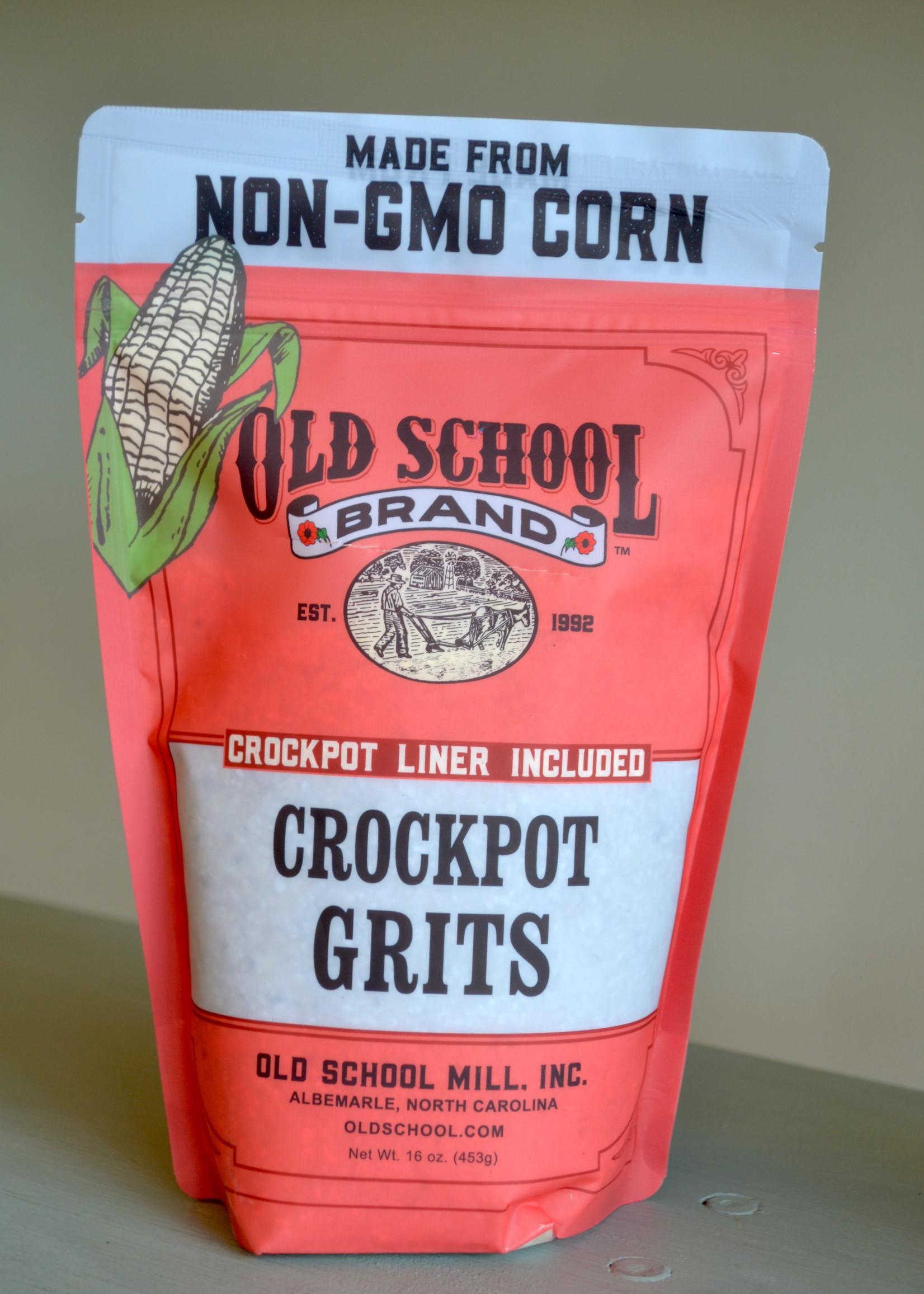 Old School Mill Old School Crockpot Grits
