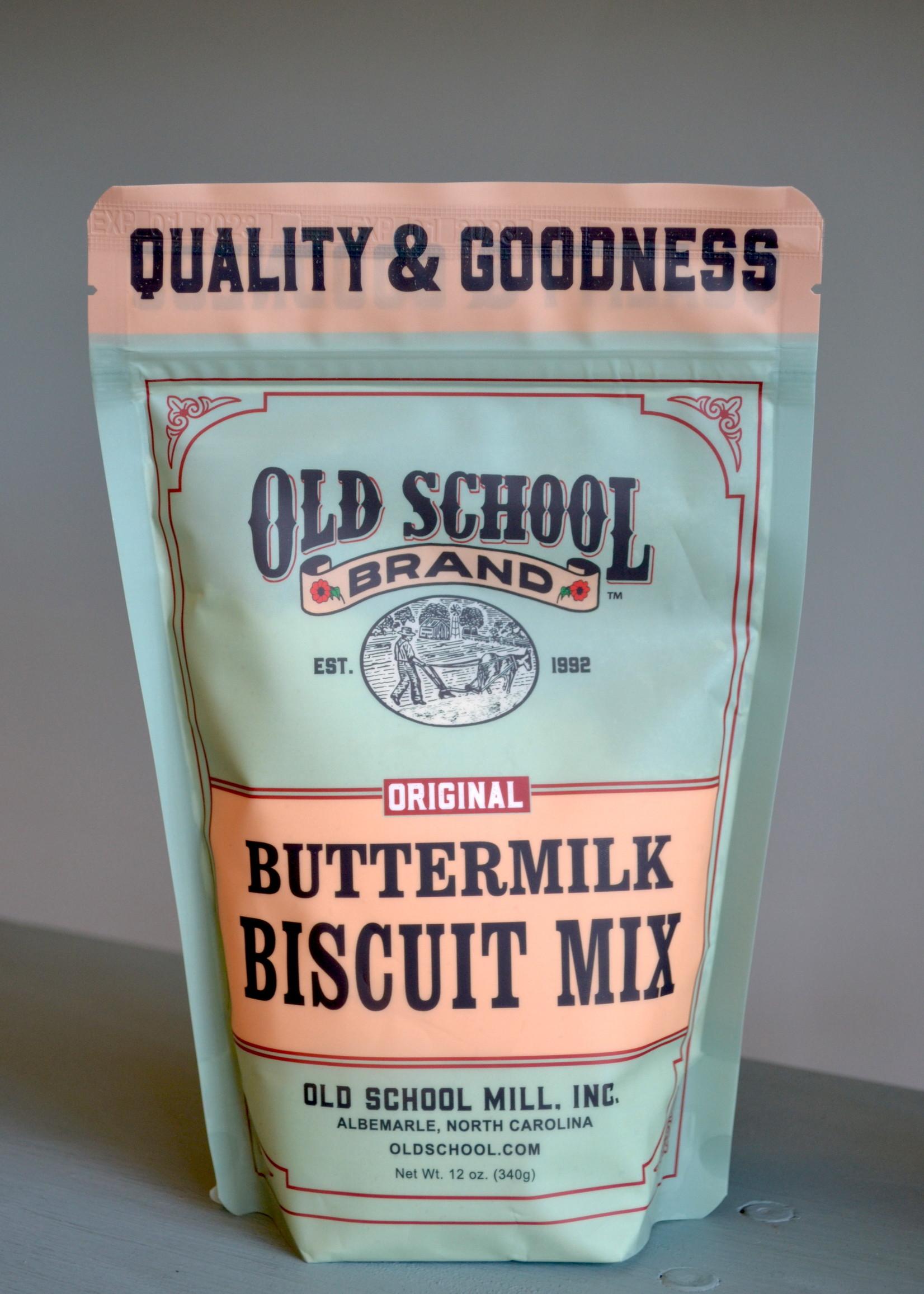Old School Mill Old School Buttermilk Biscuit Mix
