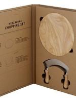Mezzaluna Cardboard Book Set