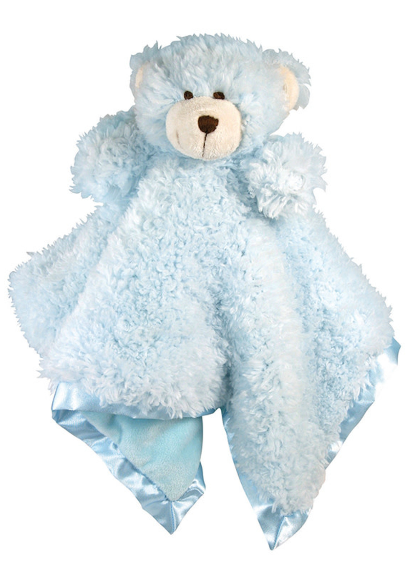 Cuddle Bud Bear Blue