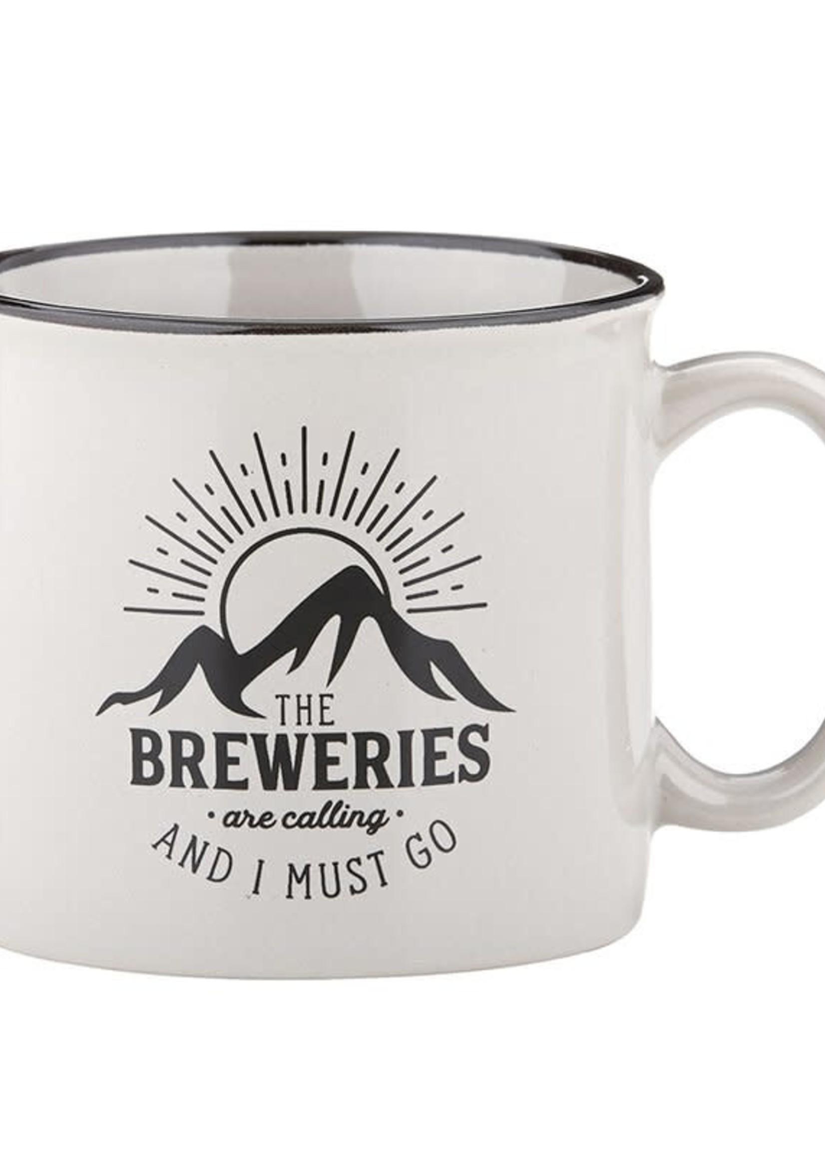 Breweries Mug