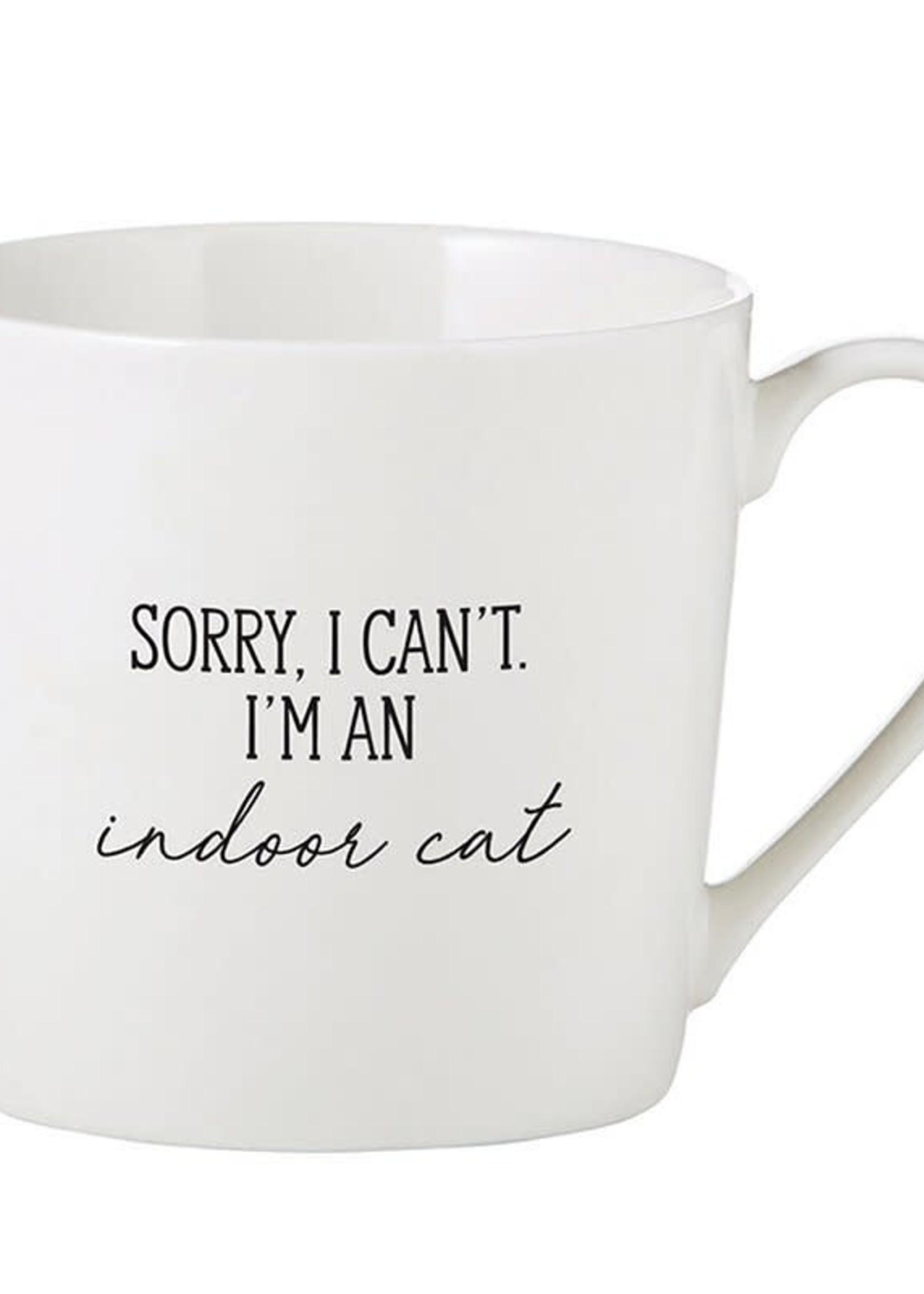 Indoor Cat Mug